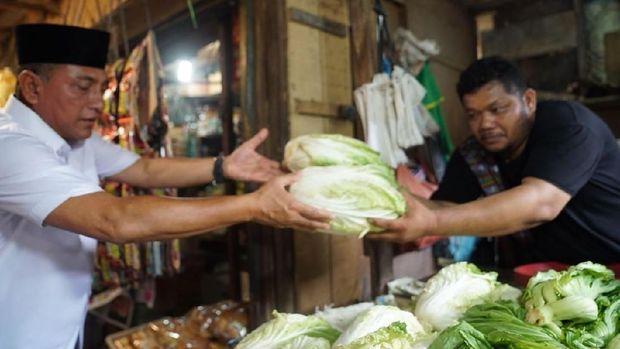 Hadapi Pilgub Sumut, Edy Rahmayadi Terus Blusukan ke Grassroot