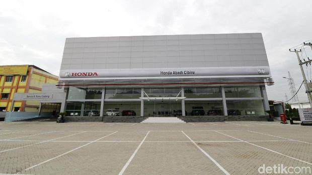 Honda Perkuat Jaringan Diler Mobil di Bandung
