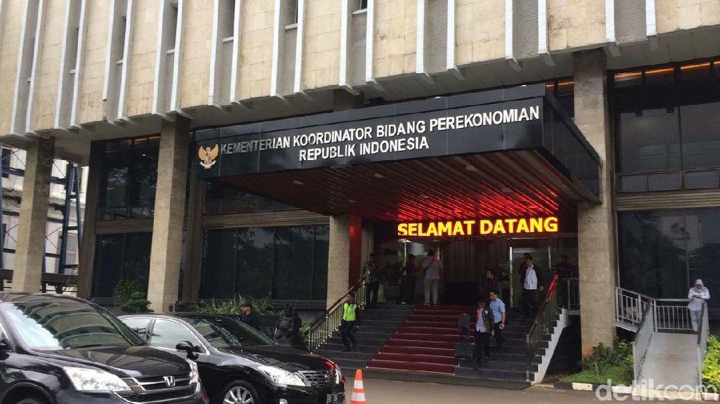 Menteri-menteri Jokowi Kumpul Bahas Jurus Lawan Diskriminasi Sawit
