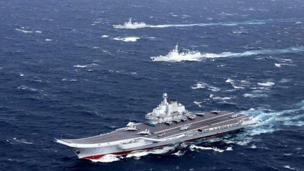 Taiwan Usir Hampir 4 Ribu Kapal China Pengeruk Pasir Selama 2020
