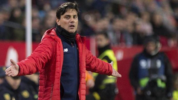 Vincenzo Montella memprediksi hasil imbang 1-1 melawan Manchester United akan bagus untuk timnya.