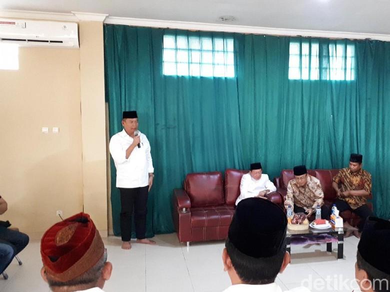 Kunjungi Persis, TB Hasanuddin Ungkap Persoalan di Jawa Barat