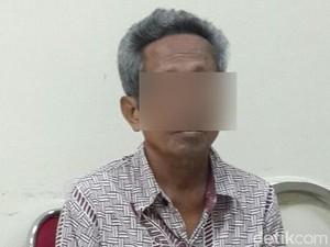 Kakek Predator Anak di Surabaya Dibekuk setelah Cabuli 5 Tetangga