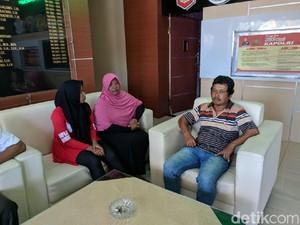 Tiba di Lamongan, Keluarga Penyerang Kiai Menuju RS Bhayangkara