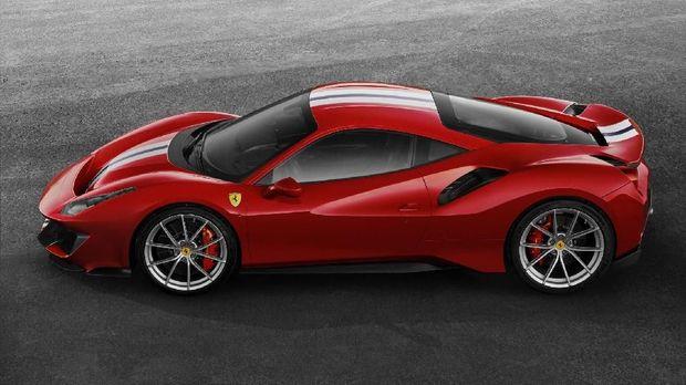 Ferrari 488 Pista, Supercar Baru Ferrari yang Siap Bikin Deg-degan