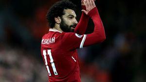 Mohamed Salah Inspirasi Timur-Tengah