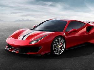 Ferrari 488 Pista, Siap Bikin Jantung Berdegup Kencang
