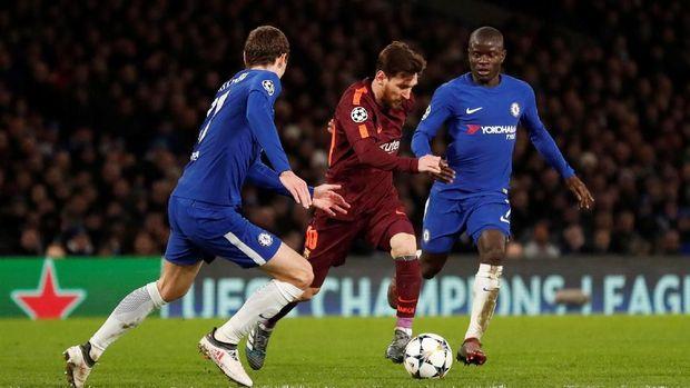 Besarnya biaya pelepasan Lionel Messi diperkirakan tidak akan membuat takut para peminatnya.