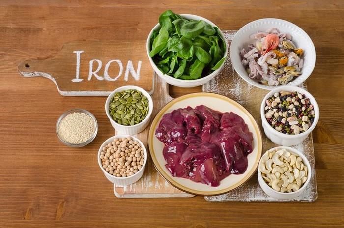 Selain Bayam Ini 5 Makanan Enak Sumber Zat Besi Terbaik