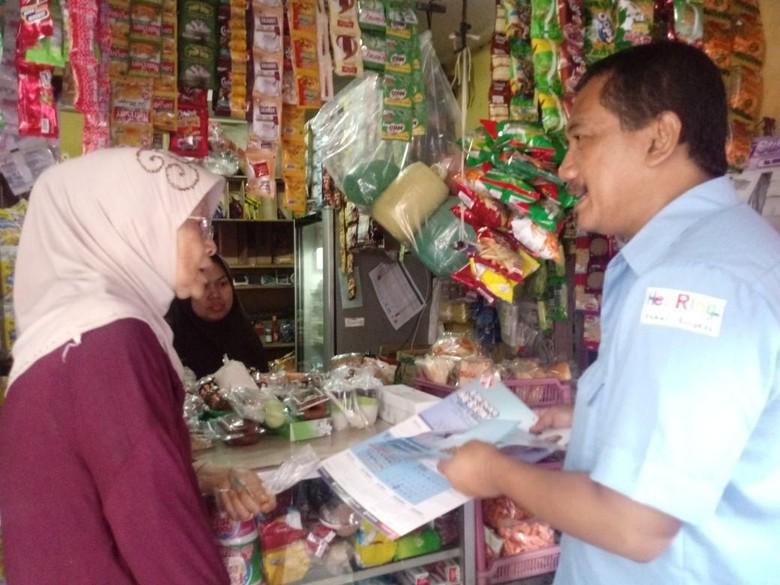 Yossi-Aries Janjikan Cetak 50 Ribu Wirausahawan Baru di Bandung