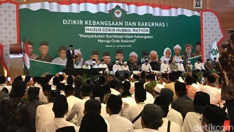 Jokowi Ajak Ulama Beri Kesejukan di Pilkada Serentak 2018