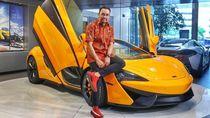 Crazy Rich Priok Sebut Pemilik Super Car yang Ugal-Ugalan OKB!