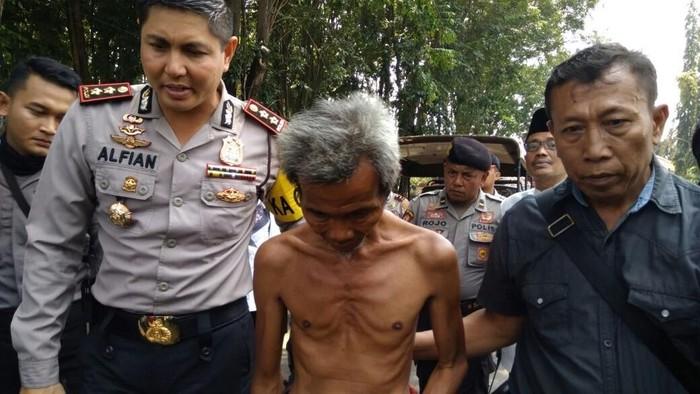 Razia terhadap pengidap gangguan jiwa dilakukan di berbagai daerah (Foto: M Rofiq)