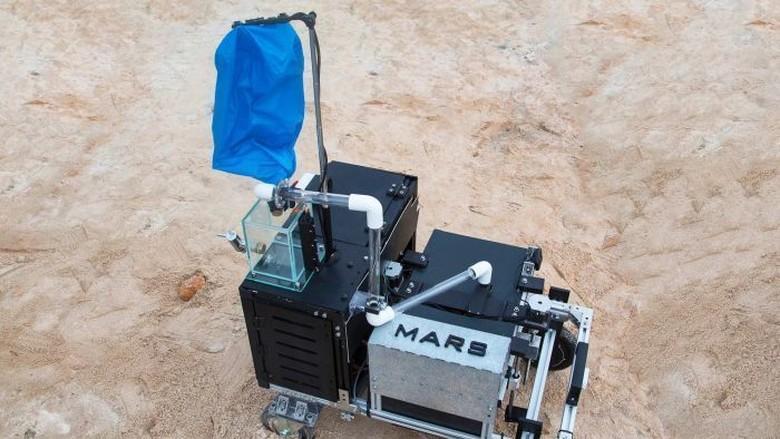 Perusahaan Queensland Akan Produksi Rover Mars untuk NASA