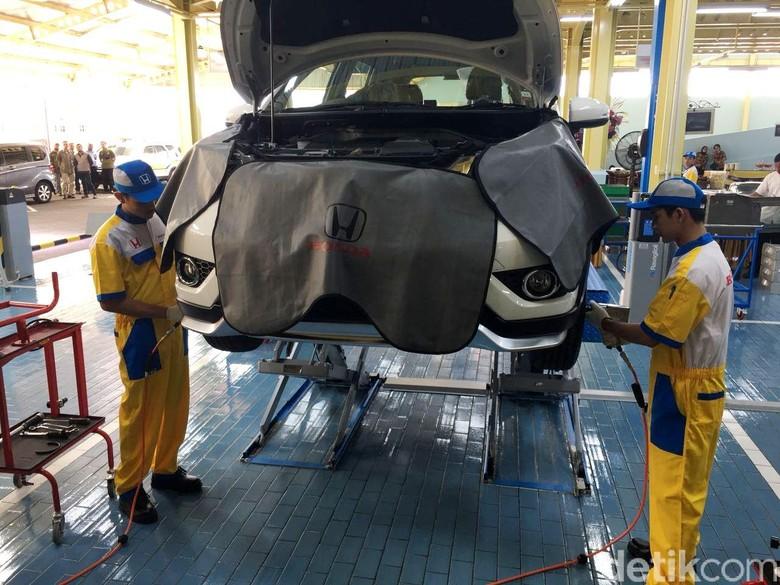 Servis Honda Mobilio Setelah 3 Tahun Segini Kisaran Biayanya