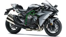 Motor Tercepat Dunia Ninja H2 Bakal Punya Adik