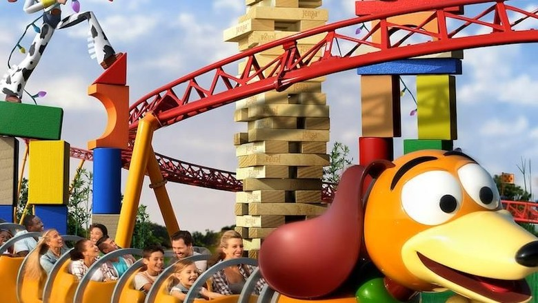 Toy Story Land Orlando (Disney Parks)