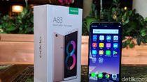 Spesifikasi Oppo A83 dan Harga Lengkap Smartphonenya