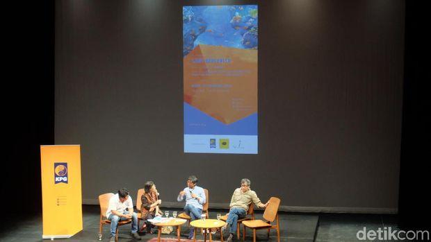 Kekuatan Novel 'Laut Bercerita' Berada di Antara Kenangan dan Harapan