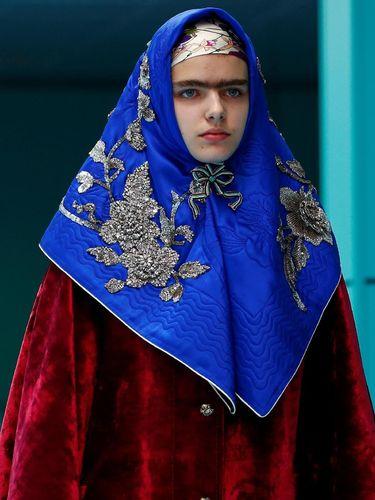 Marc Jacobs Tampilkan Model Pakai 'Hijab' di Iklan Terbarunya
