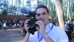 Foto: Gary, Bule Prancis yang Ngevlog Bareng Jokowi di Hulu Citarum