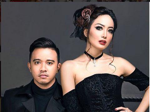 Ratu Cinta Curhat Soal Rumah Tangga dengan Roby 'Geisha'