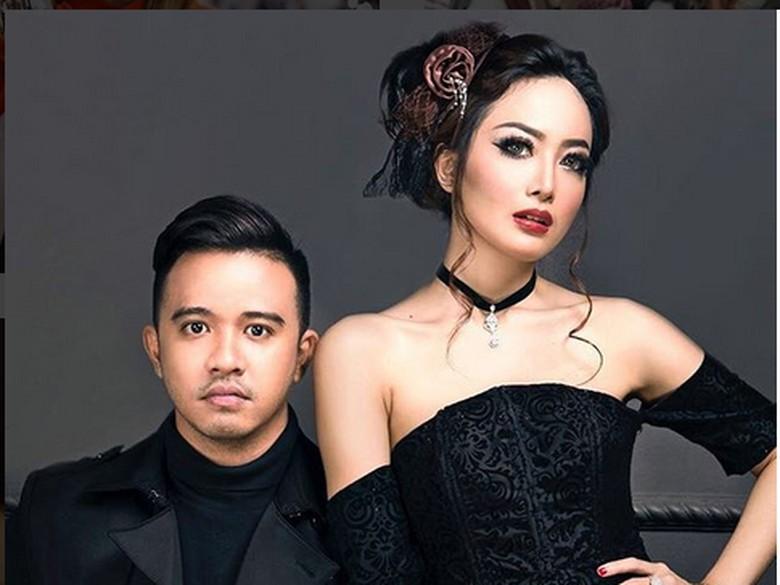 Roby Geisha dan Cinta Ratu Nansya Foto: Dok. Instagram/cinta_ratu_nansya