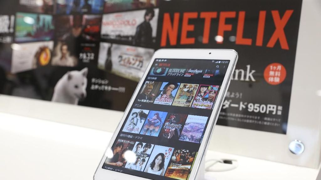 Kominfo Minta Netflix Perbanyak Film Lokal, Kemenparekraf Mendukung