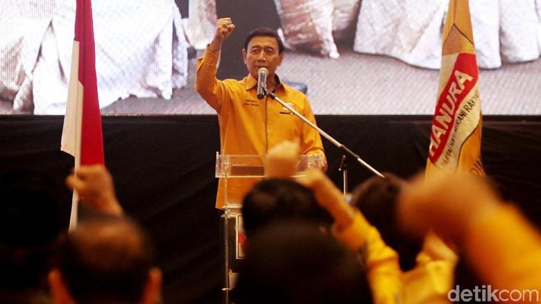 Hanura Terancam Tak Lolos ke DPR, Wiranto: Tak Perlu Salahkan Saya