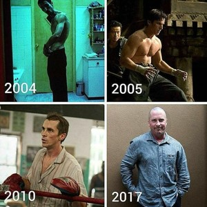 6 Tranformasi Artis Hollywood yang Diet dan Olahraga Ekstrem
