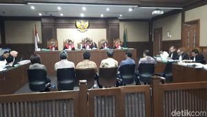 Saksi Kasus Korupsi e-KTP: SN dan Senayan Group Dapat Jatah 7 Persen