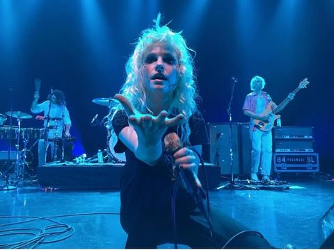 Hayley Williams vokalis Paramore