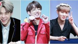 Friendship Goals! Jimin & Jungkook BTS Ha Sung Woon Wanna One Hangout Bareng