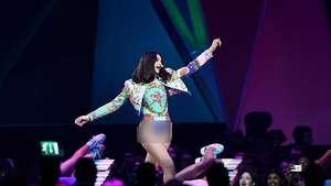 Gaya Para Musisi di After Party BRIT Awards 2014