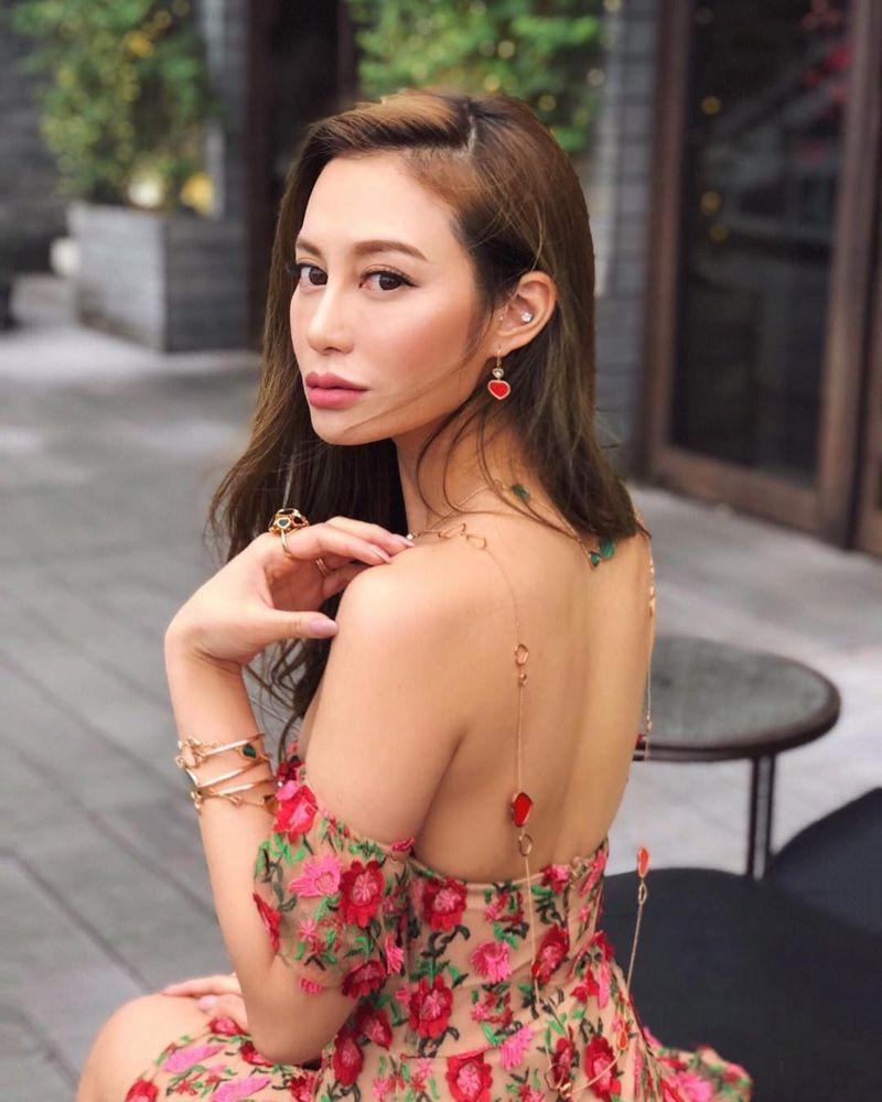 Inilah Elly Lam, wanita cantik asal Hong Kong yang dikenal sebagai putri miliuner Peter Lam dan aktris yang kini menjadi sosialita Lynn Hsieh (ellyxxbean/Instagram)