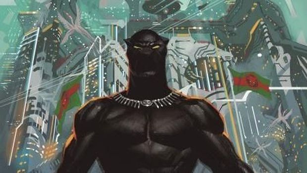Komik 'Black Panther'