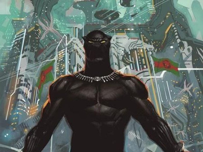 Komik Black Panther