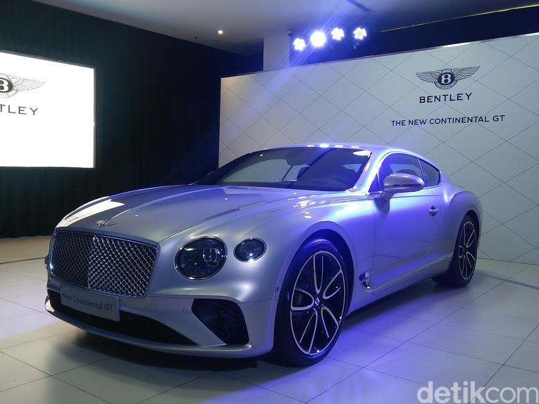 Bentley New Continental GT. Foto: Khairul Imam Ghozali