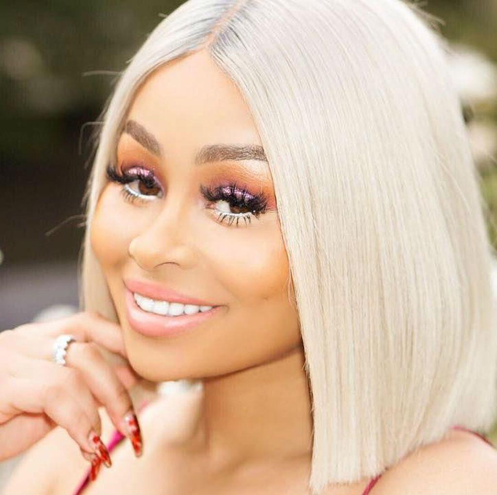 Blac Chyna Dihujat Karena Promosikan Krim Pemutih Wajah Rp 3 Jutaan di Nigeria
