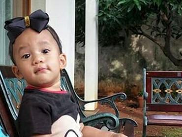Kiara genap berumur 2 tahun pada tanggal 1 Juli mendatang, Bun. (Foto: Instagram/ @iwaktherockfish)