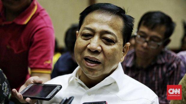 Mahyudin Tak Mau Serahkan Jabatan ke Titiek Soeharto
