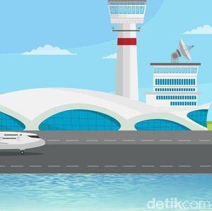 Izin dan Pembebasan Lahan Proyek Bandara Kediri Belum Beres