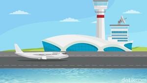Dibangun di Atas Laut, Bandara Bali Utara Bisa Kelar 3 Tahun