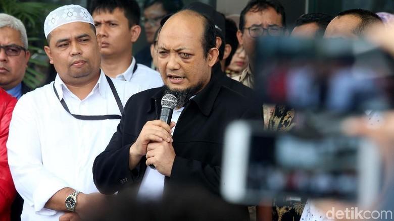 Wakil Ketua DPR Minta Jokowi Bentuk TGPF Teror Novel Baswedan