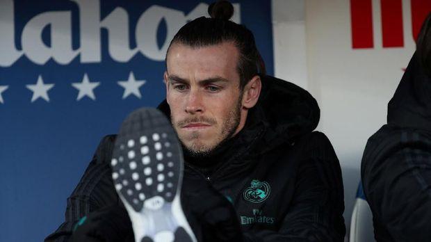 Gareth Bale baru mencetak tiga gol dari tujuh pertandingan Liga Spanyol.
