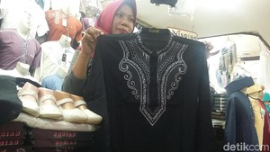Baju Koko Mirip Black Panther Dijual di Tanah Abang, Berapa Harganya?