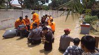 20 Ribu Rumah Cirebon Terendam Banjir, Ketinggian Air Capai 2 Meter