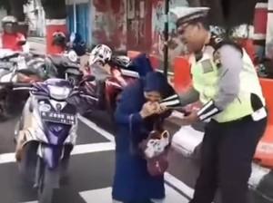 Emak Penggigit Tangan Polisi Dirawat di RSUD Kudus Bagian Kejiwaan