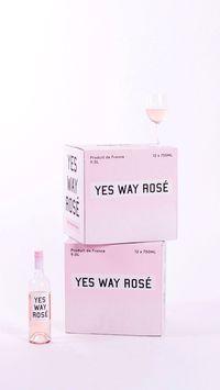 Cantiknya! Wine Ini Punya Warna Pink Lembut Mirip Parfum