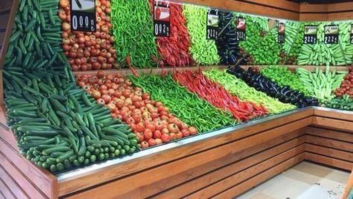 Ilustrasi Sayuran. Foto: Istimewa